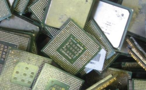 Plastic CPUs with Heatsink